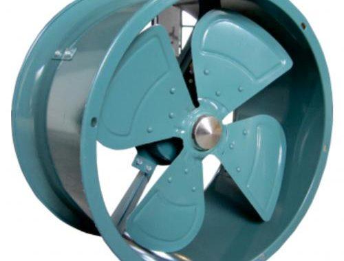Nên sử dụng quạt thông gió vuông hay quạt thông gió tròn